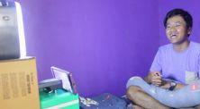 Yudha Keling Bocorkan Behind The Scene Prank Lirik Lagu