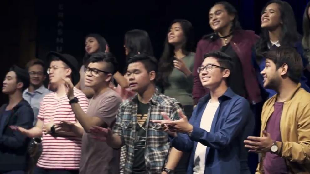 Kolaborasi Kita, Indonesia's Music Rewind 2016