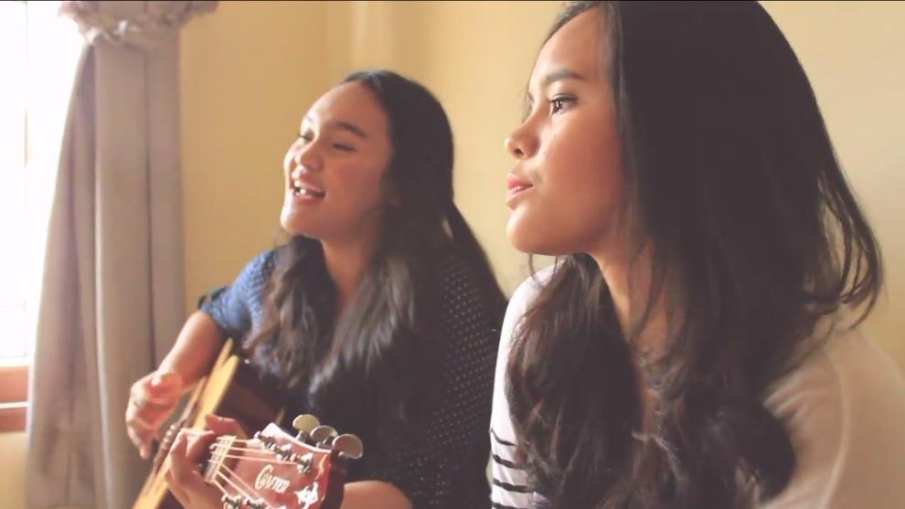 """Cover Lagu """"Dari Mata"""" Kaye Kyla Sangat Menghayati Lirik"""
