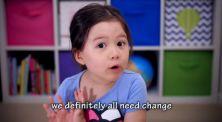 Nasihat Menjalani Resolusi Tahun Baru dari Anak Berusia 4 Tahun