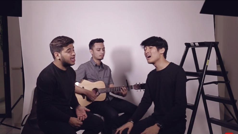 Luthfi Aulia dan Fadil Jaidi Medley Dua Lagu Hits