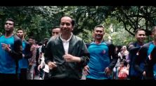 Kaesang Ngetest Kamera Rekam Pak Jokowi Lari Pagi