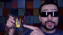 Kreator Ini Membuat Musik Dengan Menggunakan Drone