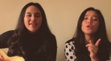 "Kaye & Kyla Cover Lagu ""Say You Won't Let Go"" Dari James Arthur"