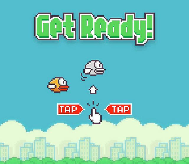 Flappy Bird flickr.com