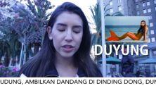 Video Lucu: Begini Jadinya Jika Bule Baca Kalimat Indonesia
