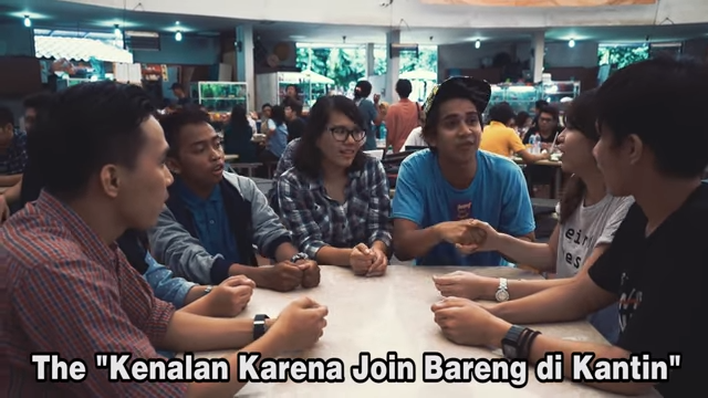 Kenalan di kantin skinnyindonesian24 Youtube Channel