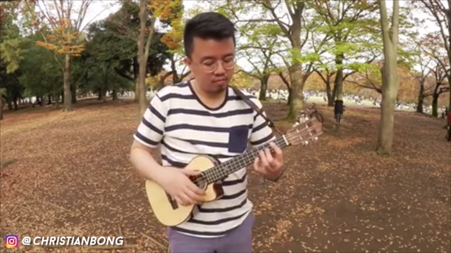 Christian Bong ukulele Christian Bong Youtube Channel