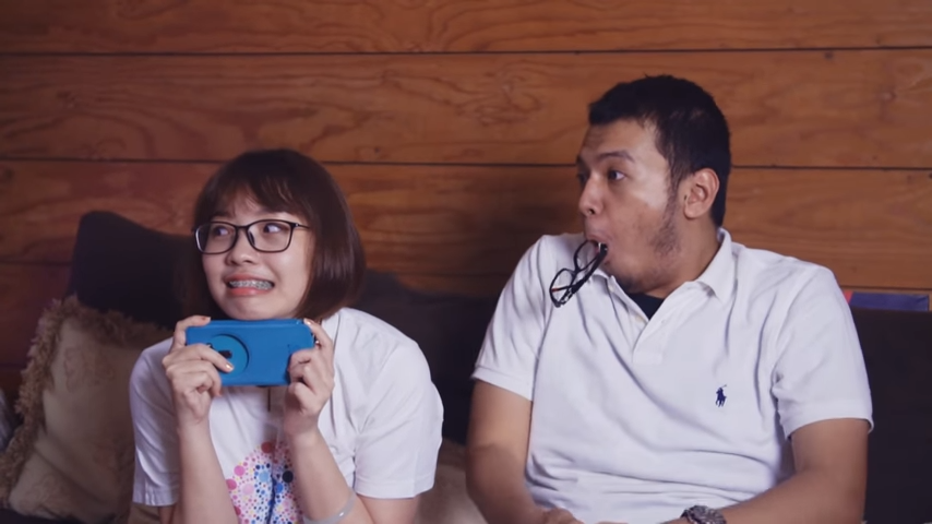 gamer couple Tara Arts Game Indonesia Youtube Channel