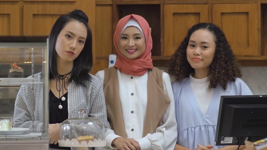 Hijab Love Story 3 Dream ID Youtube Channel