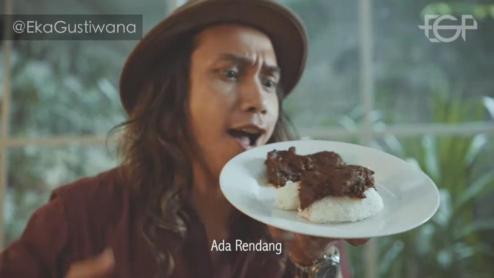 Lagu Untuk Makanan Indonesia yang Mendunia