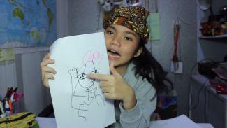 Tebak-Tebakan Sosok YouTuber Indonesia Dari Gambar Lulu Anggriani