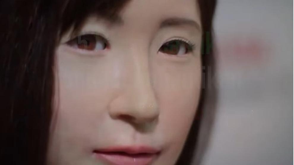 5 Cewek Dengan Wajah Cantik Ini Ternyata Hanya Robot