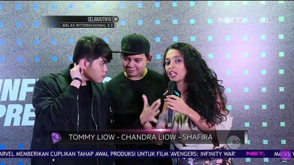 Ternyata Tommy Limmm Adalah Adik Chandra Liow yang Telah Lama Hilang