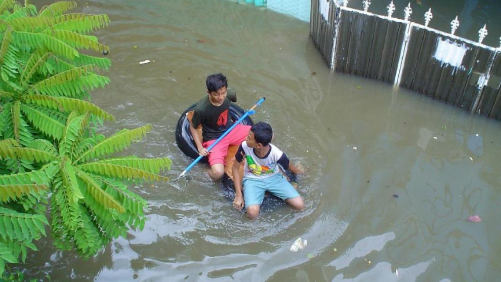 4 Hal Positif yang Bisa Kamu Dapat Dari Banjir