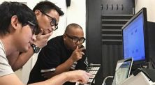 Bocoran Project Musik Hip-Hop Eka Gustiwana Bareng Saykoji dan Yosi