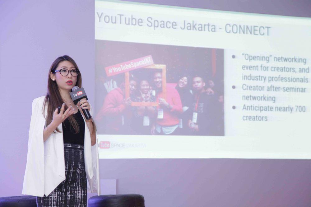 YouTube Space Jakarta YouTube