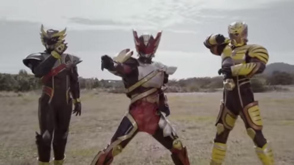 Trailer Film Layar Lebar Satria Heroes, Kembalinya Tokutatsu Indo