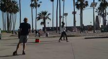 Fathia Izzati Kunjungi 4 Lokasi Shooting Film Populer di Los Angeles