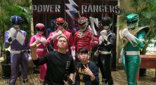 Nostalgia Para Kreator di Acara Pemutaran Perdana Film Power Rangers