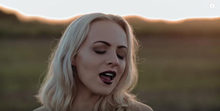 I was made for loving you by Madilyn Bailey  © Youtube Madilyn Bailey