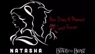 Natasha Chairani Cover Salah Satu Lagu Soundtrack Beauty and the Beast