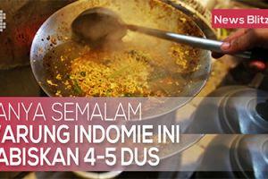 Warung Indomie terlaris di Jogja