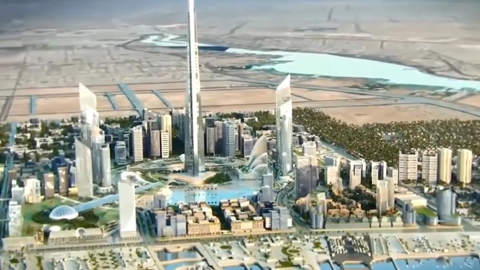 10 Gedung Paling Tinggi yang Ada di Dunia!