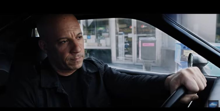Fast & Furious 8 - Official Trailer 1 (Universal Pictures) HD ©  universal studio uk