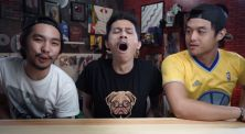 Video Challenge Crack An Egg Adu Tahan Tidak Nguap Bareng Picky Picks