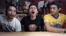 Video Challenge Crack An Egg Adu Tahan Tidak Nguap Bareng Picky Picks
