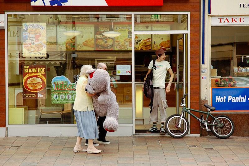 giant teddy © flickr