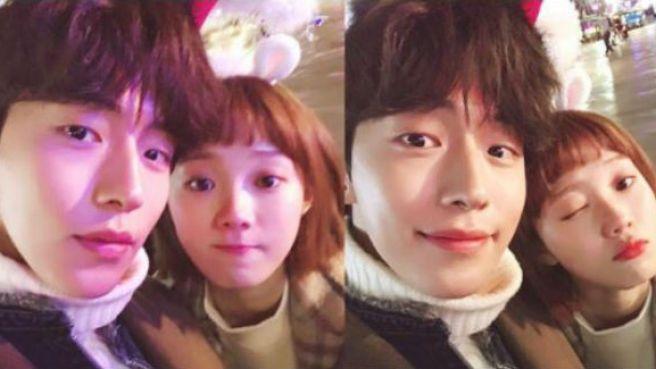 Nam Joo Hyuk dan Lee Sung Kyung Ketahuan Cinlok!