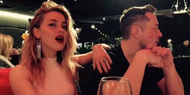 Pacaran Dengan Milyarder, Amber Heard Move On Dari Johnny Depp!