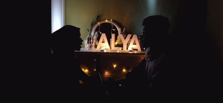 Say You Won't Let Go - James Arthur ( Cover ) by Alya Nur Zurayya  Shadow Corner ©Alya Nur Zurayya