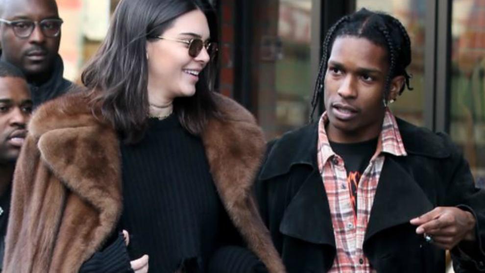 Kendall Jenner dan A$AP Rocky Berpacaran?