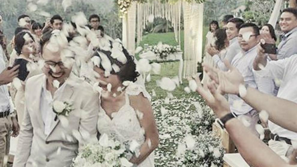 Mengintip Indahnya Pernikahan Martin Anugrah 'Cameo Project' di Bali