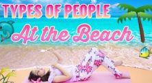 Tipe-Tipe Orang Saat Liburan ke Pantai, Kamu yang Mana?