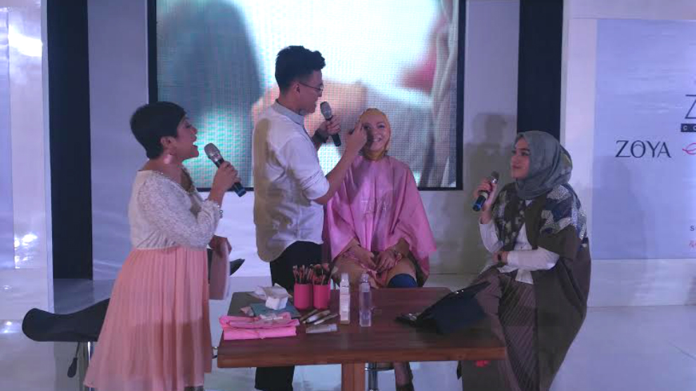 Makeup Challenge, Menutup Kemeriahan Dream Day 2017!
