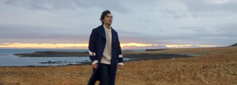 Harry Styles - Sign of the Times © Harry Styles