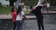 Uji Keberanian, David Beatt Bikin Video Prank di Malaysia