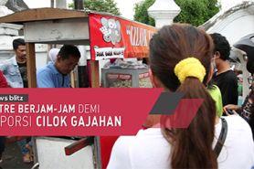 Cerita cilok Gajahan Yogyakarta yang laris banget