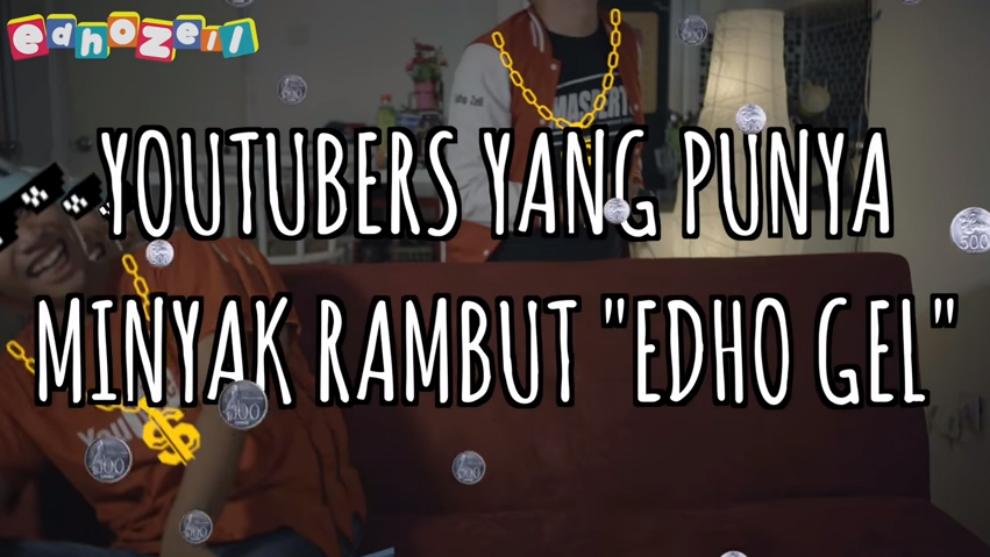 Edho Zell Edho Zell Youtube Channel