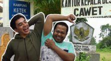 10 Tempat Dengan Nama Lucu di Indonesia Ini Bakal Bikin Kamu Ngakak