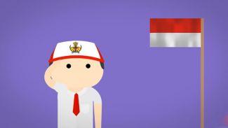 VIDEO: Kenapa Bendera Indonesia Berwarna Merah dan Putih?