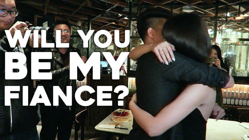 Kekasih Berulang Tahun, Reza Oktovian Beri Kejutan Lamaran!