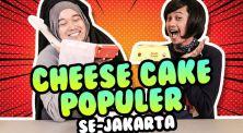 Yoga Arizona dan Je Artofa Cobain Cheese Cake Hits di Cek Ombak!