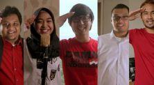 Eka Gustiwana Buat Kolaborasi Keren Peringati Hari Lahir Pancasila