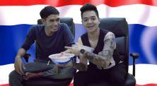 Perang Bahasa! Kolaborasi Seru Reza Oktovian Dengan YouTuber Thailand
