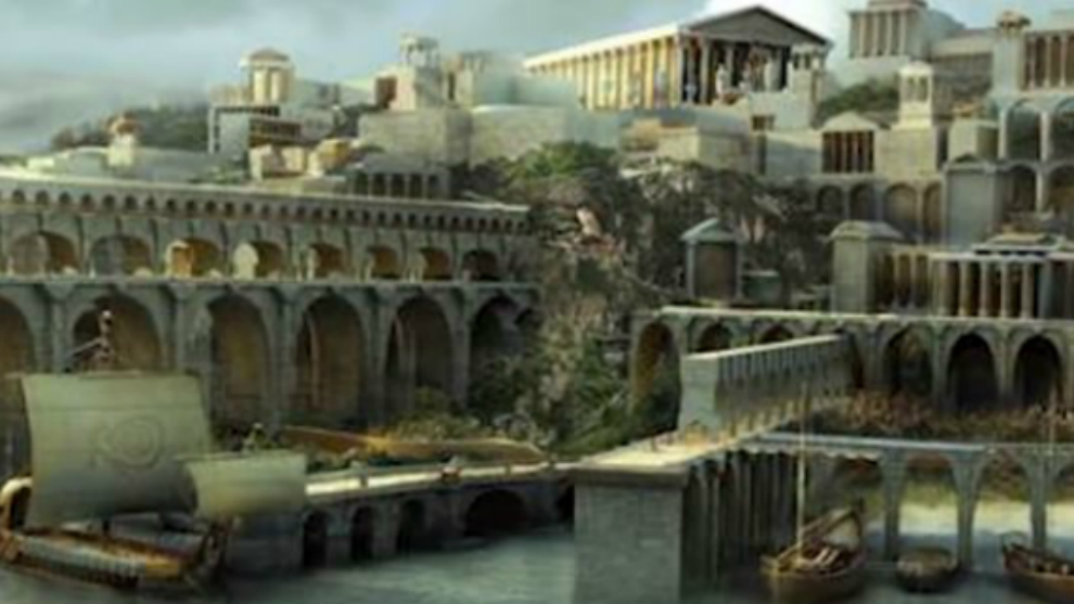 3 Teori Tentang Peradaban Atlantis yang Menghilang!